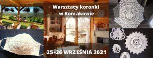 Warsztaty Koronki Koniakowskiej
